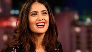 Salma Hayek Radio Prank - Sonny Melendrez Show