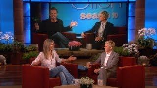 Jennifer Aniston on 'Friends' Reunion Rumors