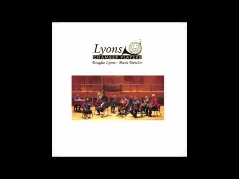 "Lyons Chamber Players -  Lennie Moore ""Awaken"" - Electronic Valve Instrument Concerto (Cadenza)"