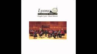 "Lyons Chamber Players -  Lennie Moore ""Awaken"" - Electronic Valve Instrument Concerto (Cadenza)"