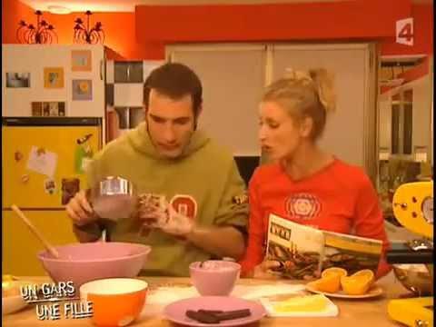 Un gars une fille dans la youtube - Un gars une fille dans la cuisine ...