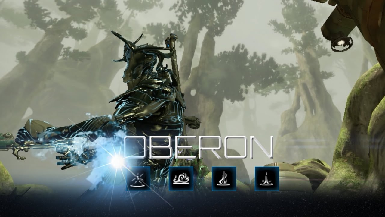Warframe Oberon - YouTube