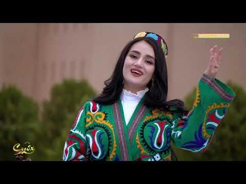 Фотима Машрабова Наврӯзӣ Гул медӯзм Fotima Mashrabova Navruzi Gul meduzm Tajikistan