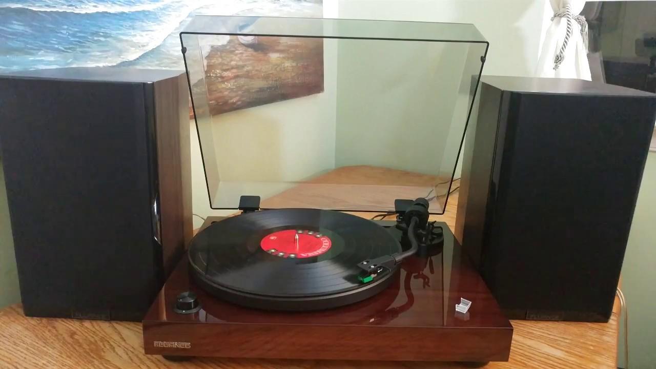 Fluance Rt81 Hi Fi Turntable Record Player Review Doovi