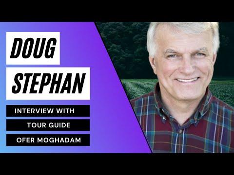 Ofer Moghadam on the Doug Stephan Radio Show