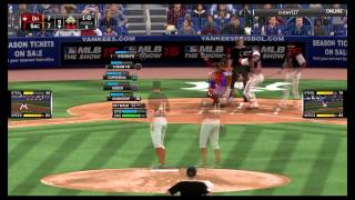 MLB® 15 The Show™ - WALKOFF WALK DOWN THE MIDDLE