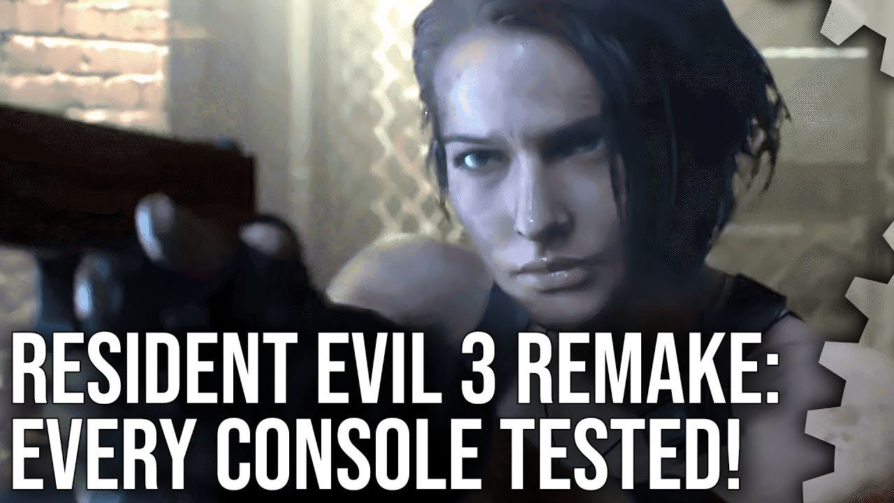 Resident Evil 3 Remake - All Consoles Tested - Has Xbox One X Improved?