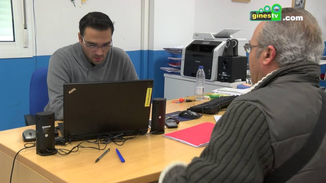 Nuevos cursos de iniciación a las Nuevas Tecnologías en septiembre en el Centro Guadalinfo de Gines