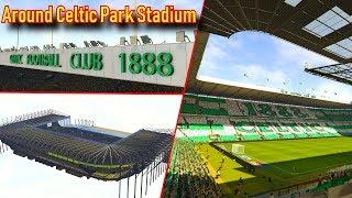 pES 2019  Around CELTIC PARK Stadium Details with Nvidia Ansel  Fujimarupes