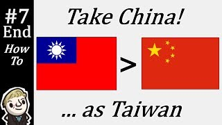 HoI4 - Modern Day - Take China as Taiwan - Part 7 - END