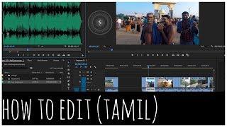 How to edit (Tamil)   Adobe Premiere Pro   #AskSivapuranam