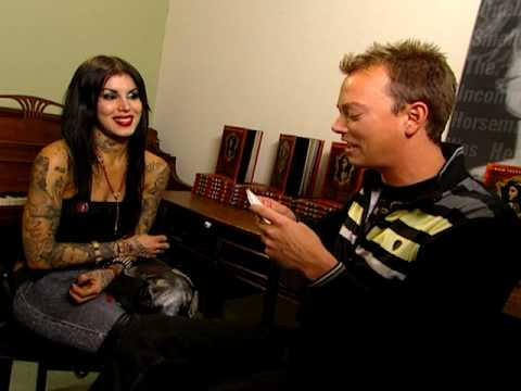 Kat Von D interview with Trevor Boris