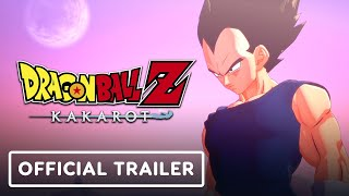 Dragon Ball Z: Kakarot - Official Vegeta Trailer (English Dub)