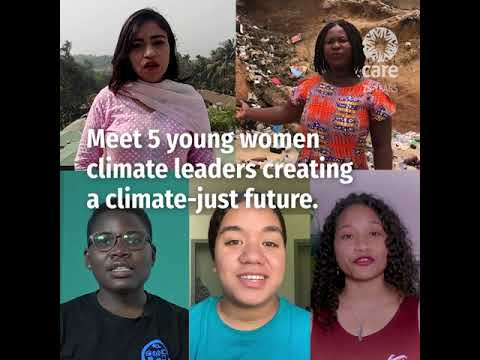 Meet 5 Young Women Climate Leaders