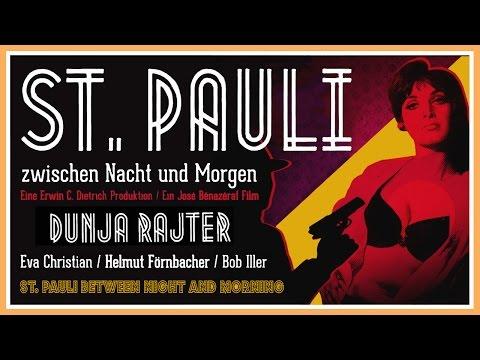 St. Pauli Between Night and Morning (1967) German Trailer - B&W / 1:24 mins