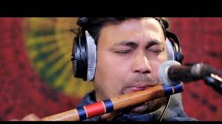गोपाल देव - बाँसुरी धुन Gopal Dev-Best Nepali Flutist  /Nepali Flute Music/Meditation & Peace music