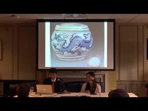 """Study and Appreciation of Guan Yao Porcelain of the Ming Dynasty"" by Professor JIANG Jianxin"