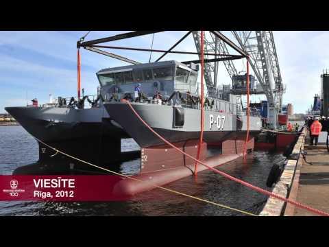 Riga Shipyard 100 year Anniversary