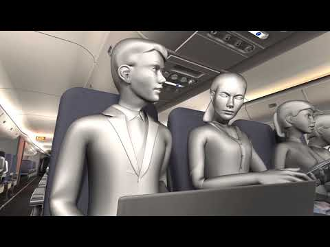 Rockwell Collins CabinConnect wireless inflight connectivity