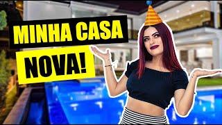 Tour pela Minha CASA NOVA! - Antes da Decoração | Kim RosaCuca