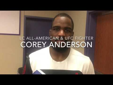 Corey Anderson Interview #LynxOnTheMove