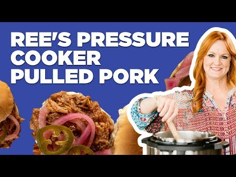 the-pioneer-woman-makes-pressure-cooker-pulled-pork-sandwiches-|-food-network