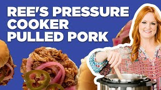The Pioneer Woman Makes Pressure Cooker Pulled Pork Sandwiches | Food Network