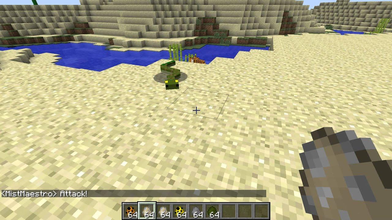 Minecraft Forge 1.7.10 скачать - Моды на Майнкрафт
