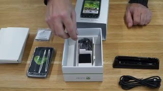 Unboxing teléfono móvil Doro Liberto 820 Mini