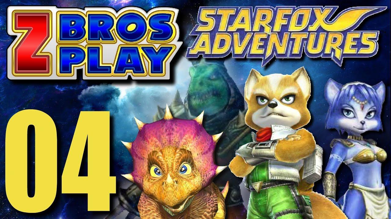 ZBros Play Star Fox Adventures! Episode 4 - YouTube
