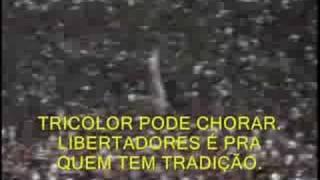 "Gambar cover ""Ô tricolor pode chorar"" - Flamengo 3 x 0 Náutico + Gols"