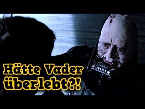Hätte Darth Vader überlebt, wenn Luke ihm die Maske nicht abgenommen hätte?