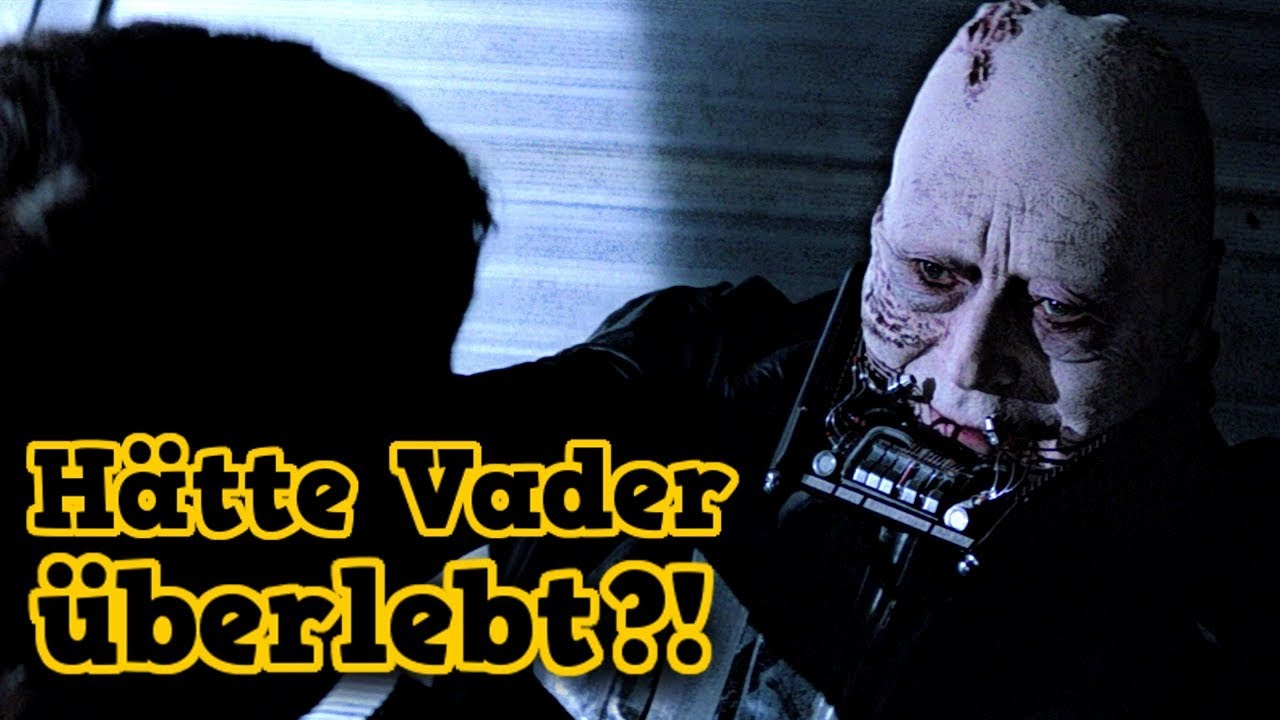 Darth Vader Ohne Maske