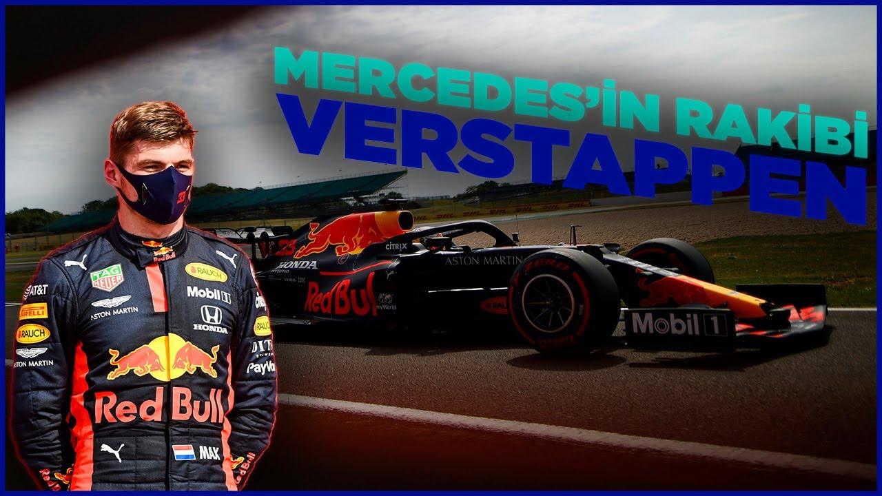 Mercedes: ''Verstappen artık şampiyonluk için bir tehdit!''
