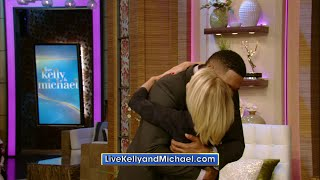 Michael Strahan's Flashback Friday Farewell