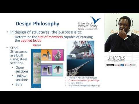 Design of Civil Engineering Structures - Dr Fidelis Mashiri