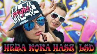 Dance Project - Hera koka hasz lsd 2014 ( teledysk  2014 )