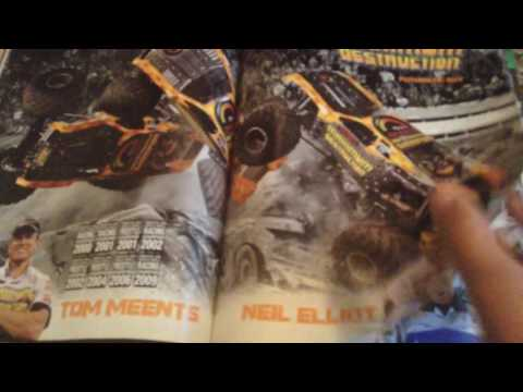 2010 Monster Jam Yearbook Review