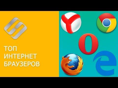 Топ бесплатных Интернет браузеров для Windows: Яндекс, Chrome,  Edge, Opera, FireFox 🥇🌐💻