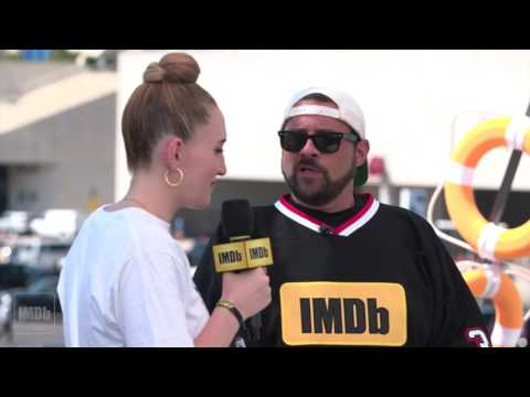 IMDb Exclusive: Kevin Smith Quizzes Harley Quinn Smith