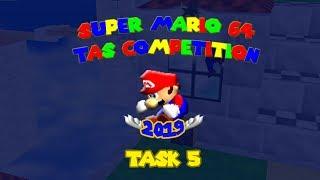 Super Mario 64 TAS Competition 2019 - Task 5