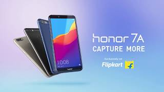 Fall in love with Honor 7A