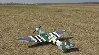 RC Supermarine Spitfire (Aircraft Model)
