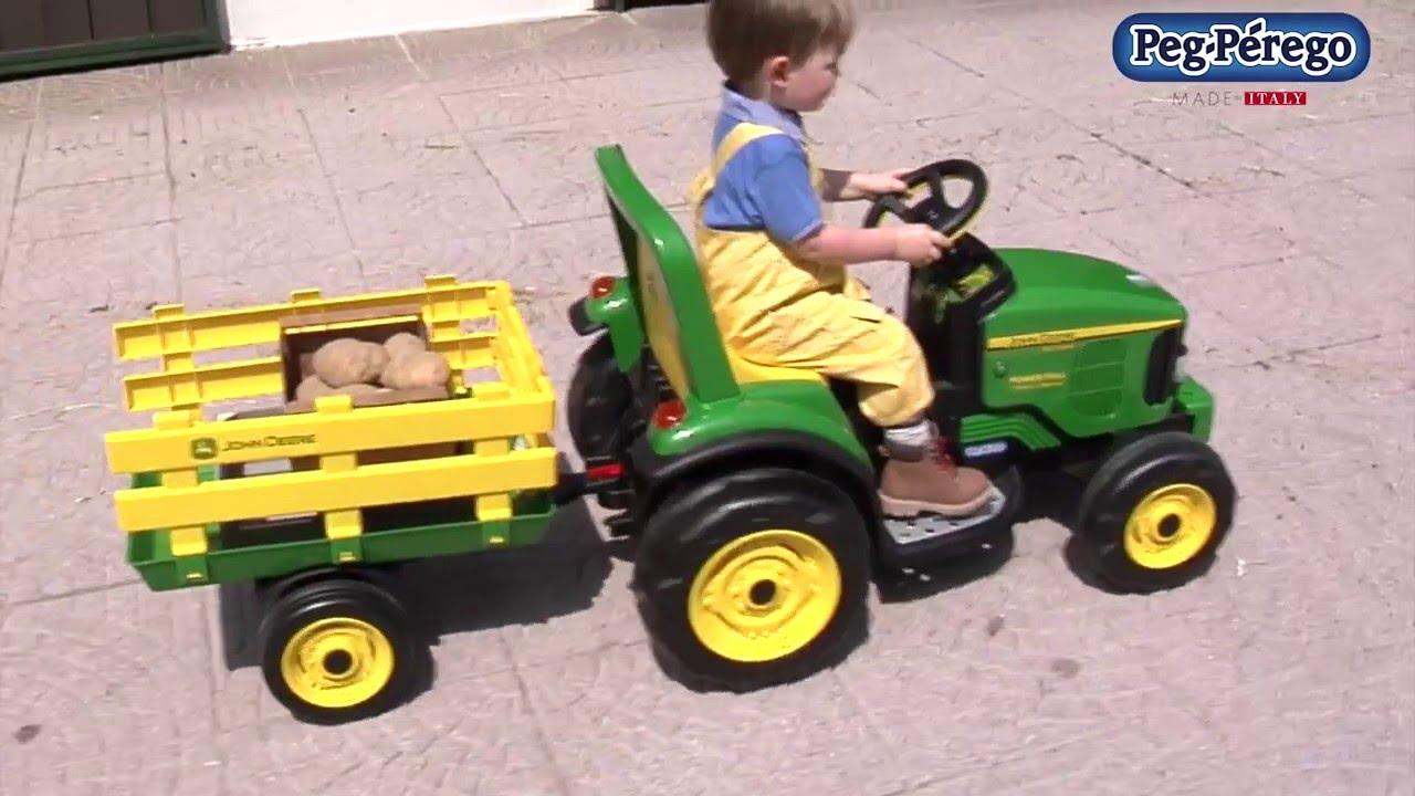 ✓ BRUDER Трактор с прицепом. Распаковка машинки от Игорька. Видео .