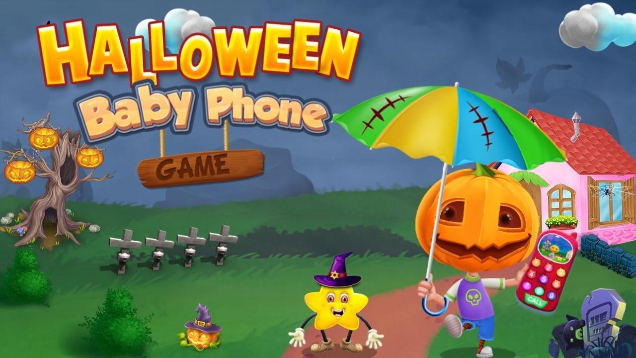 halloween baby phone game halloween baby games by gameiva - Halloween Baby Games