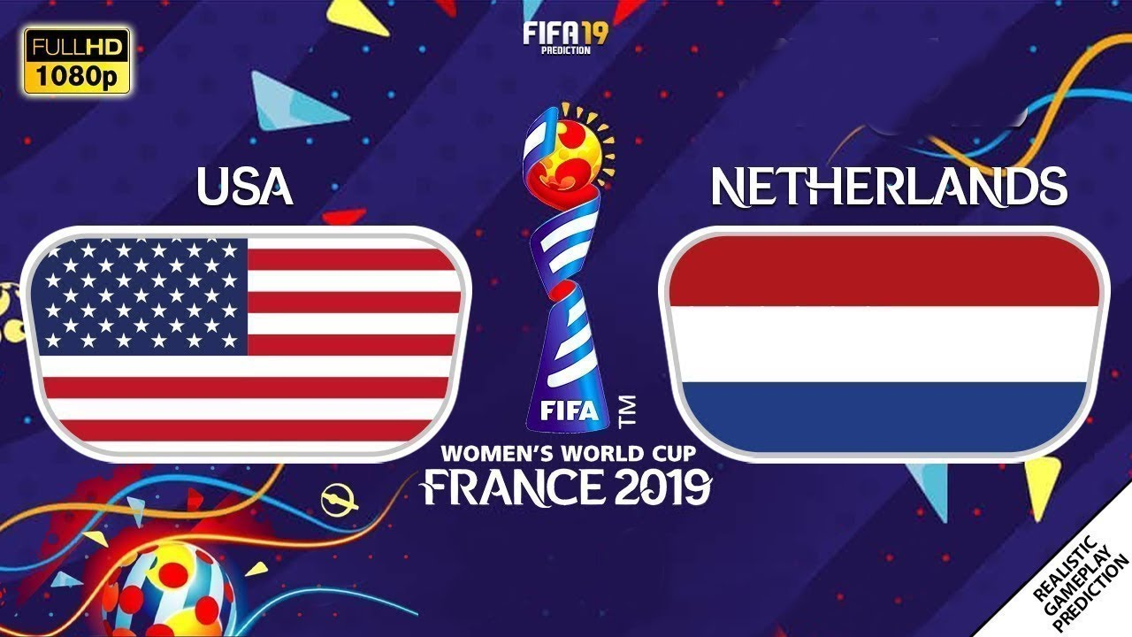 United States vs Netherlands Live Stream