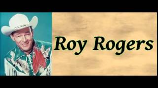(There'll Never Be Another) Pecos Bill - Roy Rogers & The Sons of The Pioneers