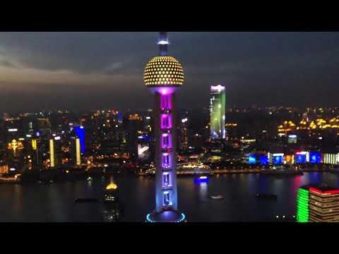 Shanghai Sky Line 2018