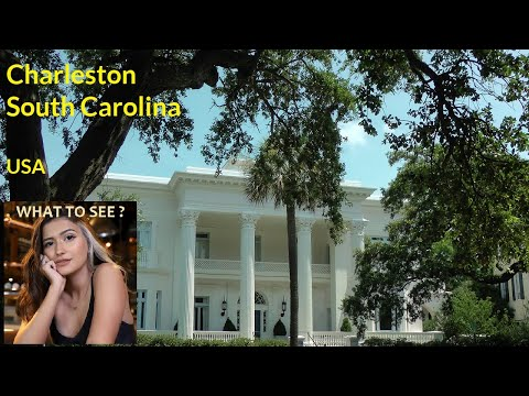 WHAT TO SEE in Charleston, South Carolina, USA