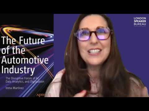 Exclusive Interview – Inma Martinez: Digital Pioneer and A.I. Scientist